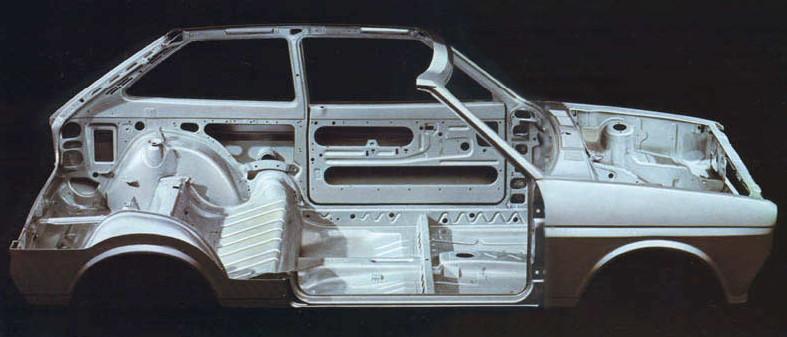 Кузов ВАЗ 2108