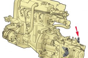 Снятие/установка двигателя 2113-2115