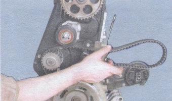 Ремень ГРМ ВАЗ 2108-2109