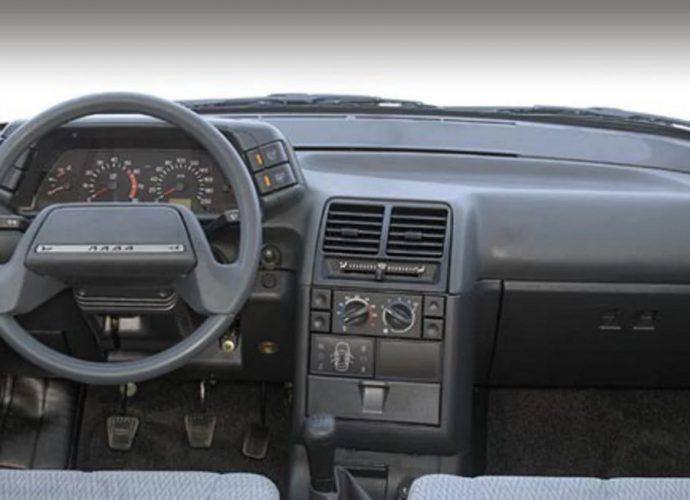 Торпедо ВАЗ 2110
