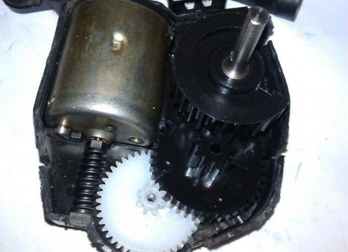 управление отопителем ВАЗ 2110