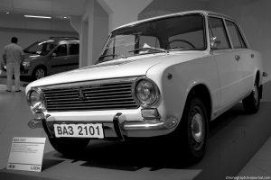 Первый выпущенный ВАЗ 2101
